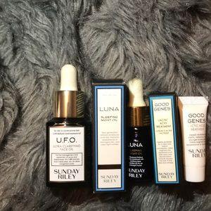 Sunday Riley U.F.O, Sleeping oil, Lactic Acid